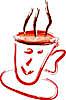gourmetbönans logga copyright Ingela Berger