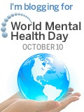 Jag bloggar för World Mental Health Day 10 okt