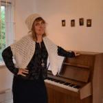 Jag vid pianot
