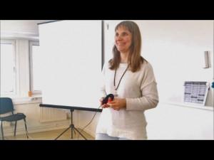 Ingela Berger föreläser